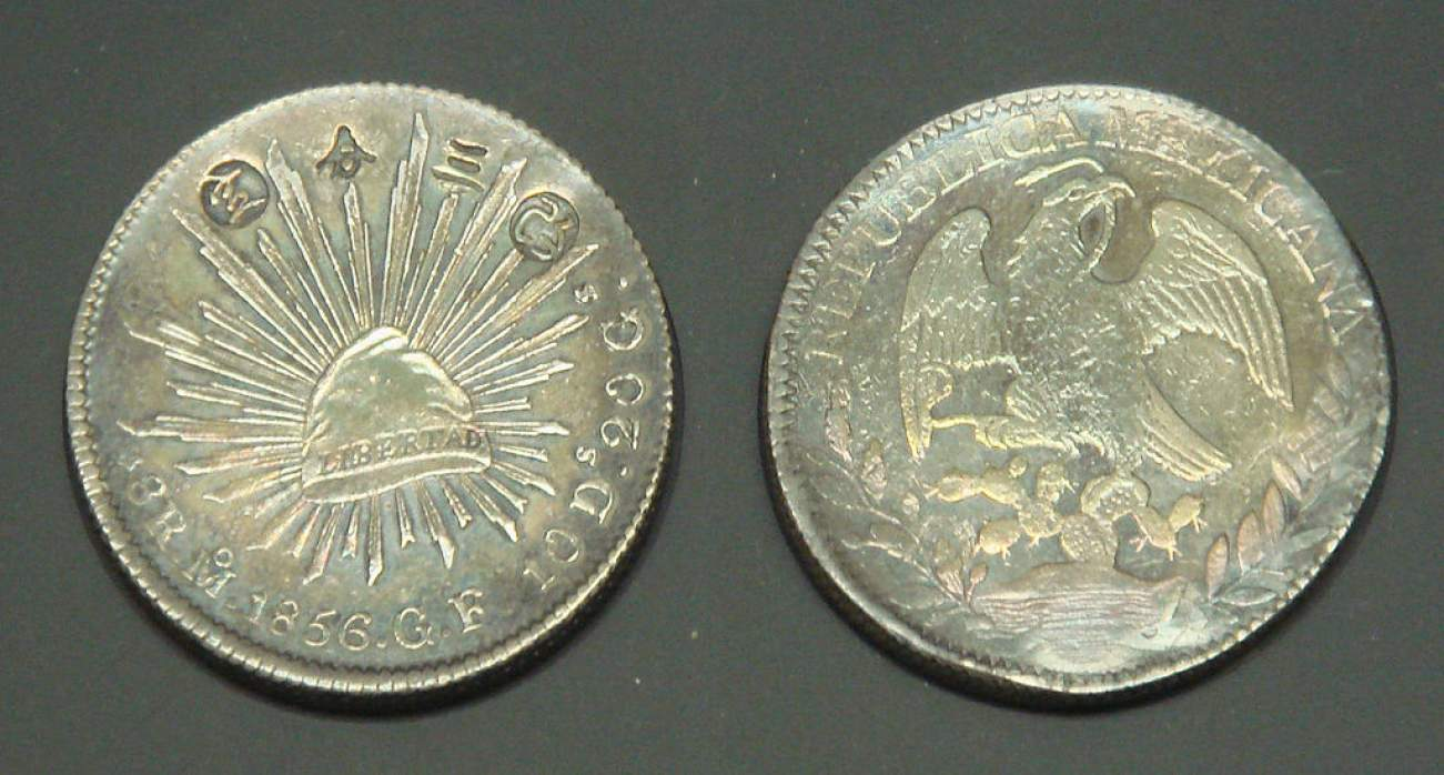 2cac264a33f0  The Silver Way  Explains How the Old Mexican Dollar Changed the World