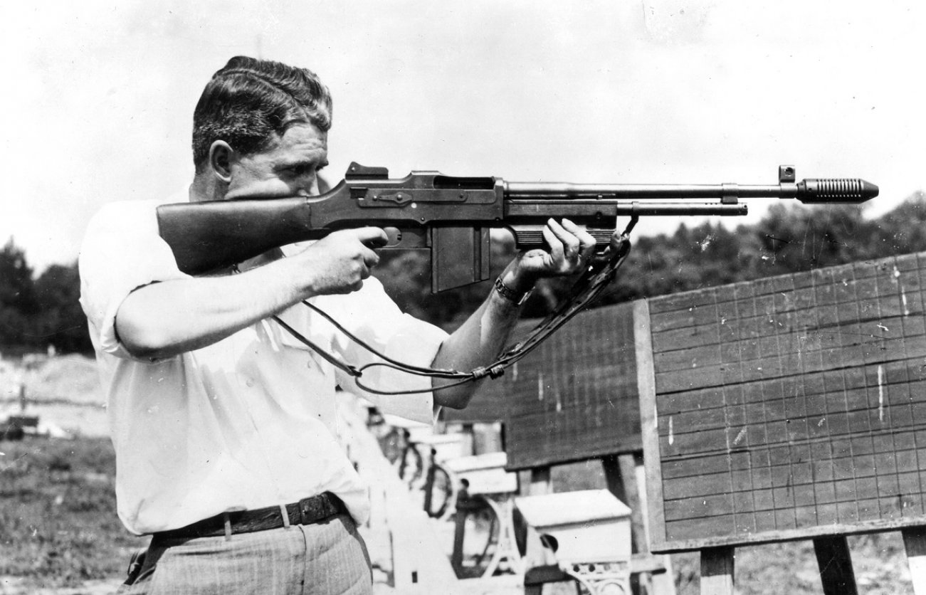 Browning Automatic Rifle: The Old Gun That Just Refused to Die