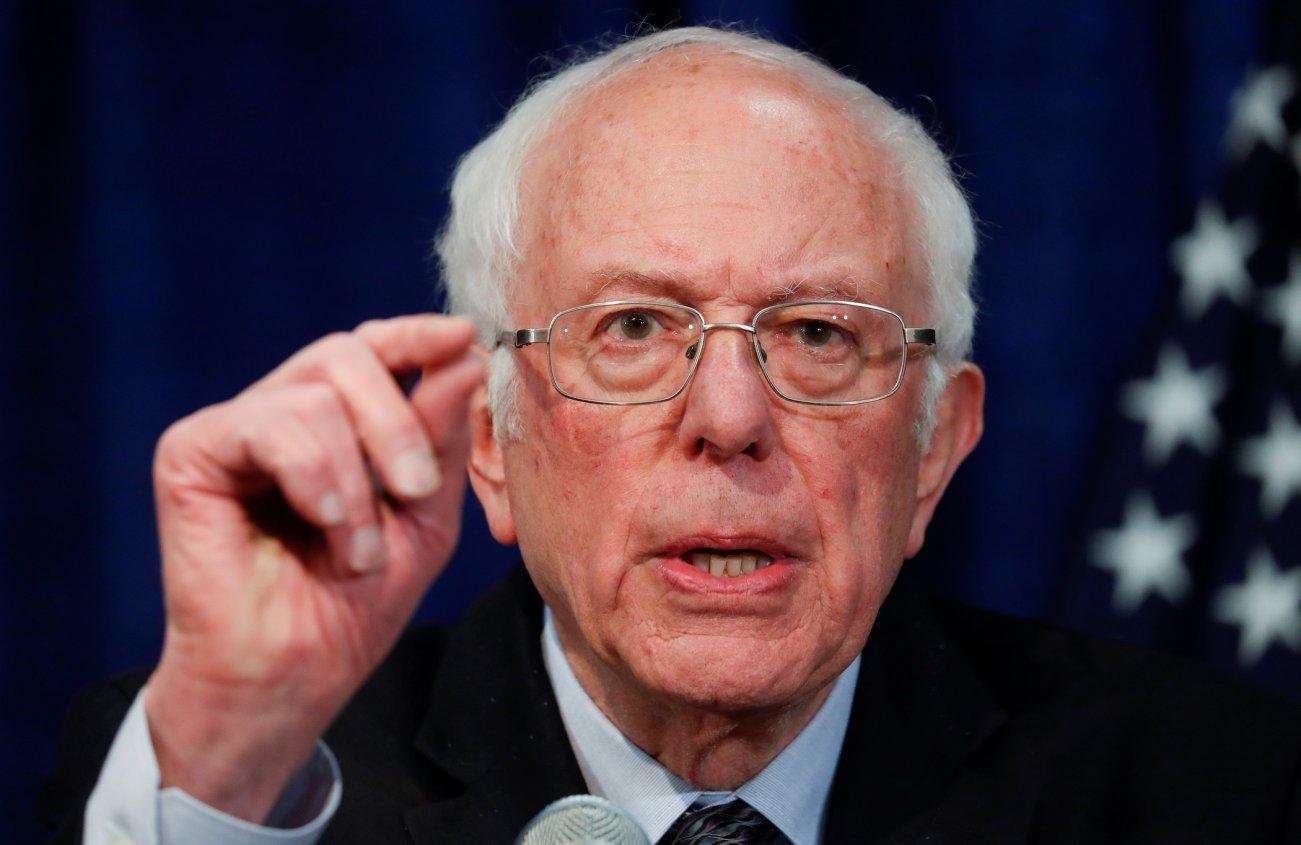 Bernie Sanders Has Big Plans for a Massive Tax Increase