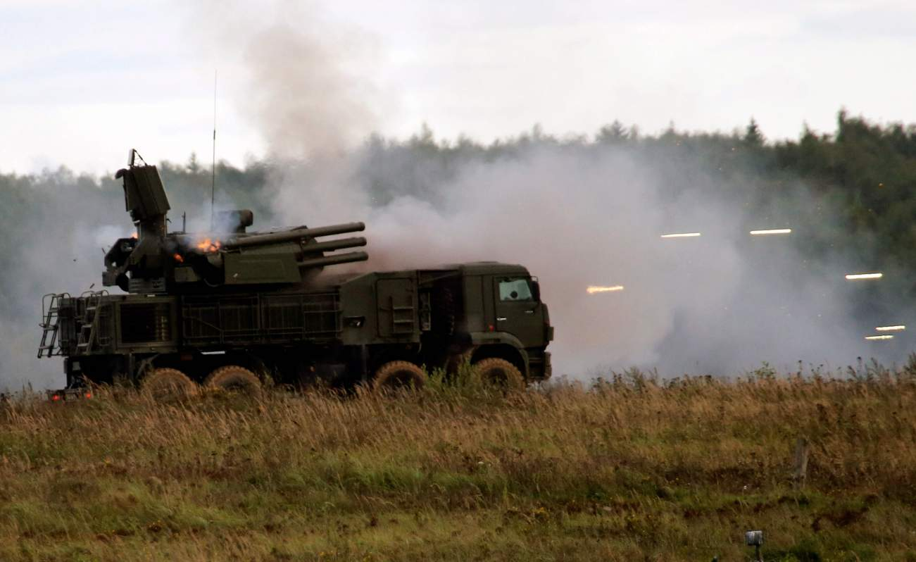 Who Attacked a Russian Military Base with a 'Swarm' Strike? | The