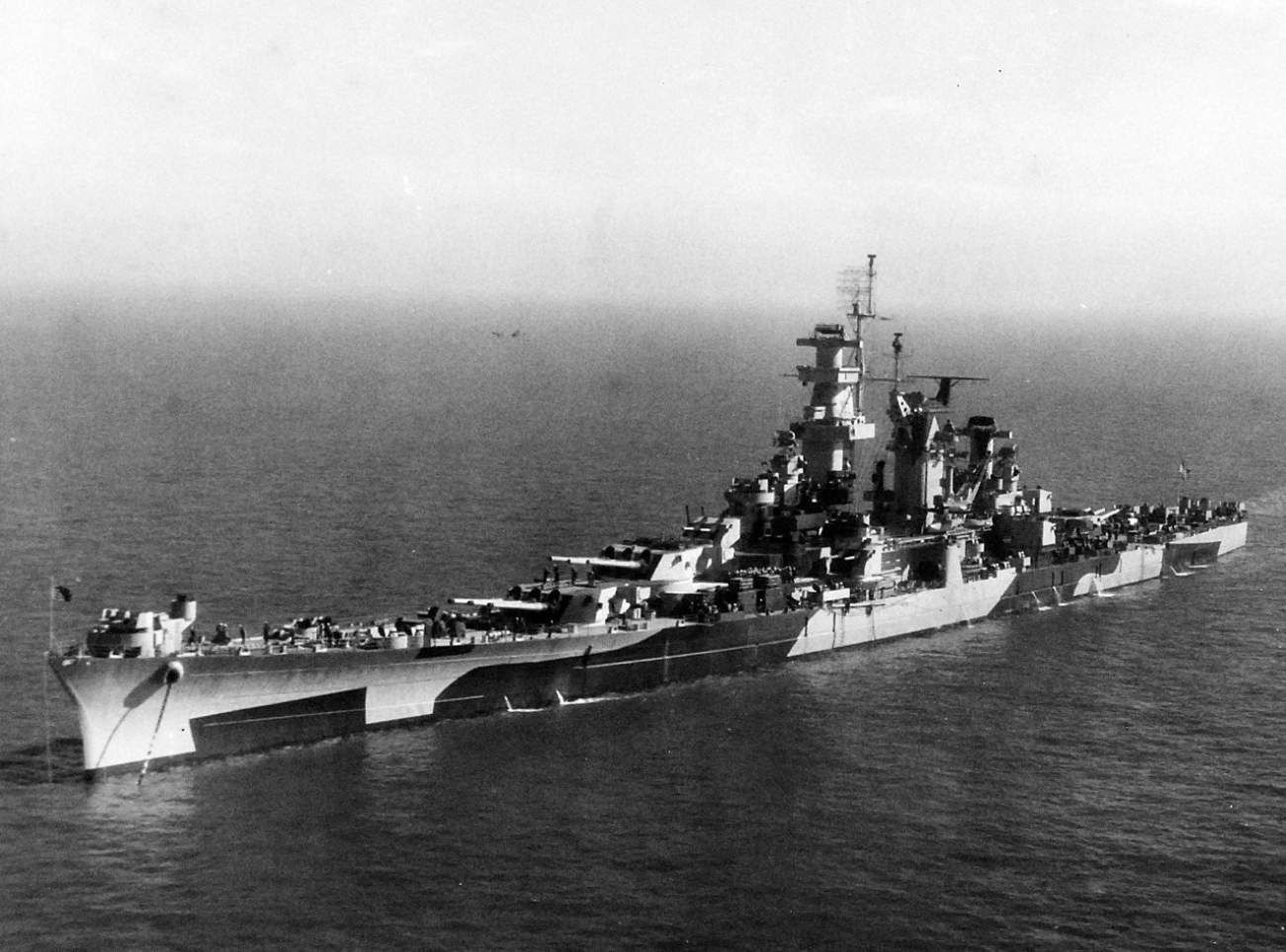 See This Picture? This Is a U.S. Navy 'Battlecruiser' (And It Was a Waste of Steel)