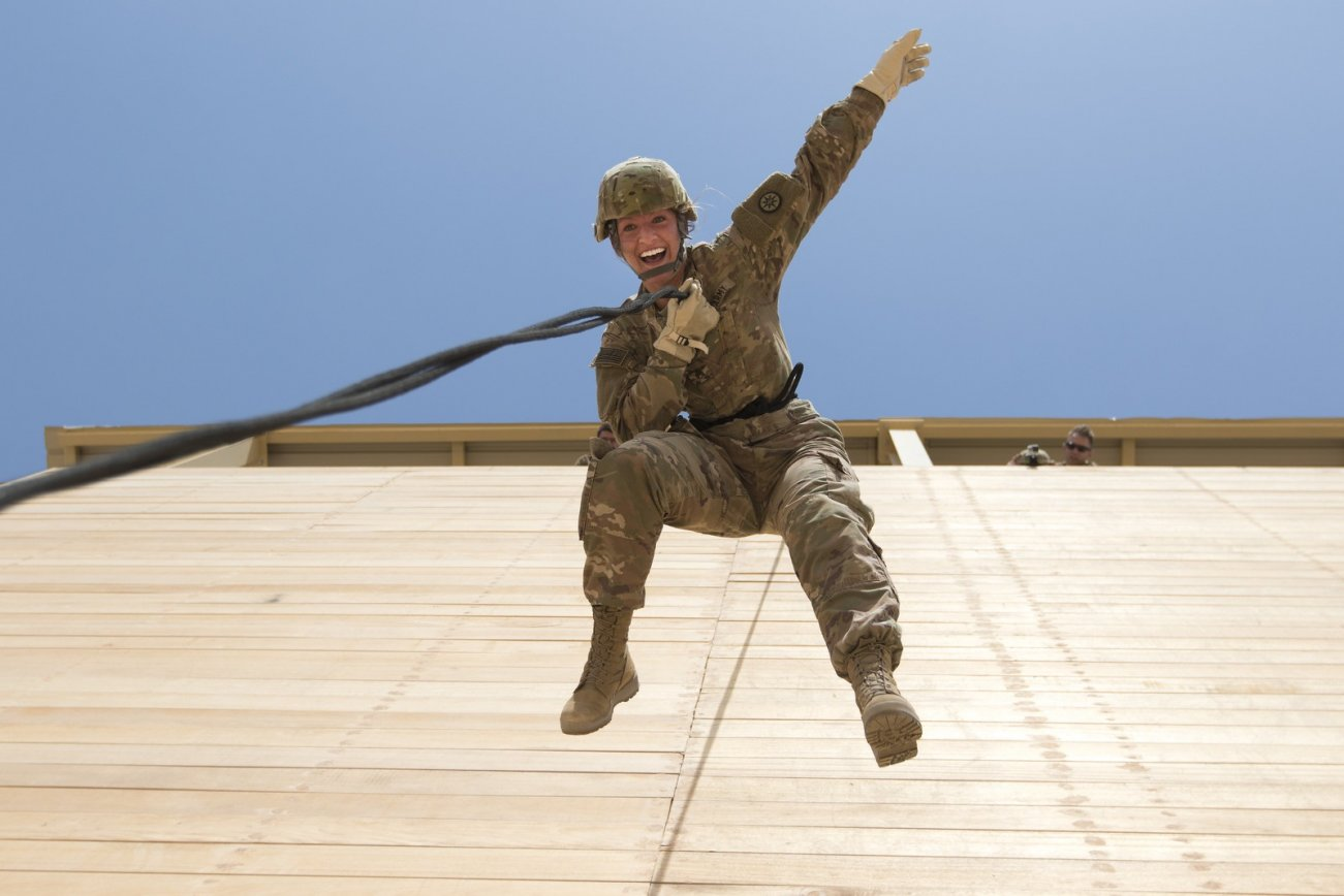 Could You Pass the U.S. Army's New Hardcore Fitness Test?
