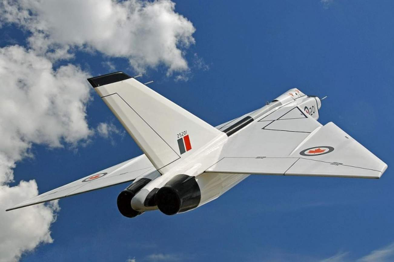 Avro Arrow: Could Canada's Cold War Super Jet Have Dominated