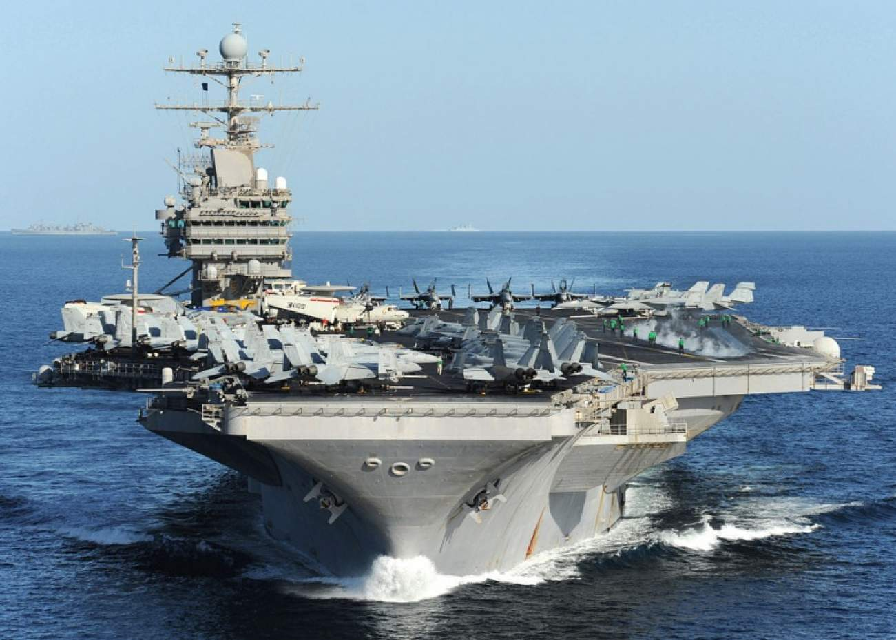 Coming Soon: Russian-Built Super Aircraft Carriers for ...