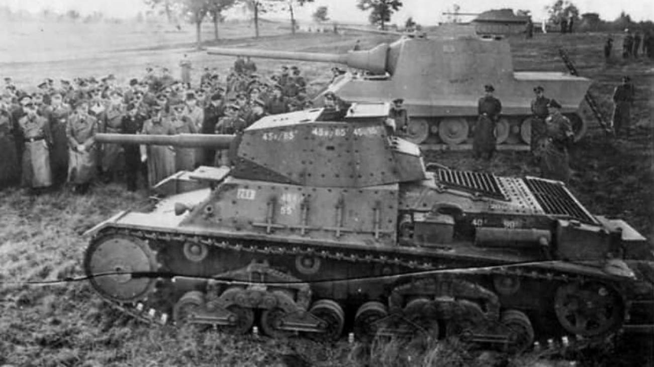 Italy May Have Lost World War II, But It's Tough Tanks Were Not To Blame