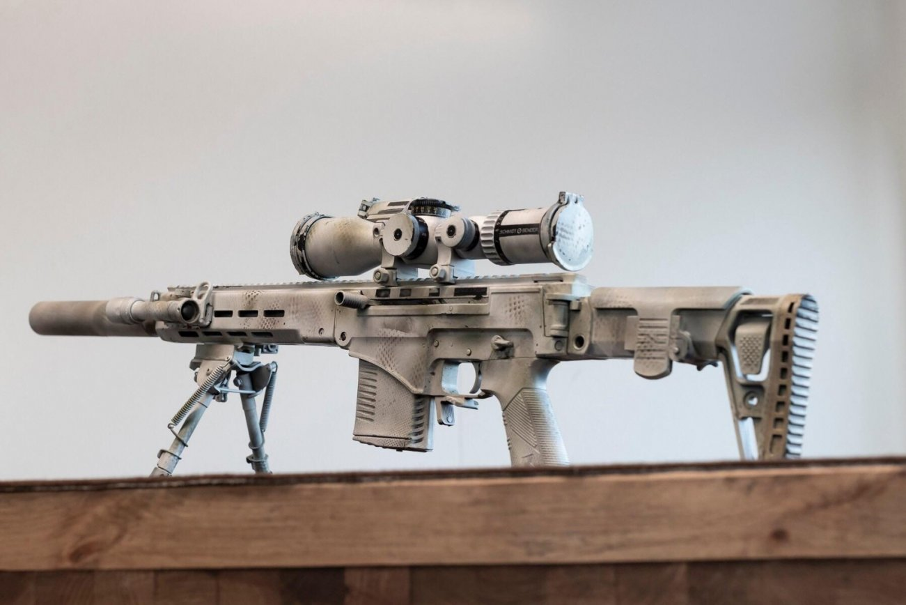 Russia's Ultimate Sniper Rifle? Meet the SVCh (Putin Seems to Like It)