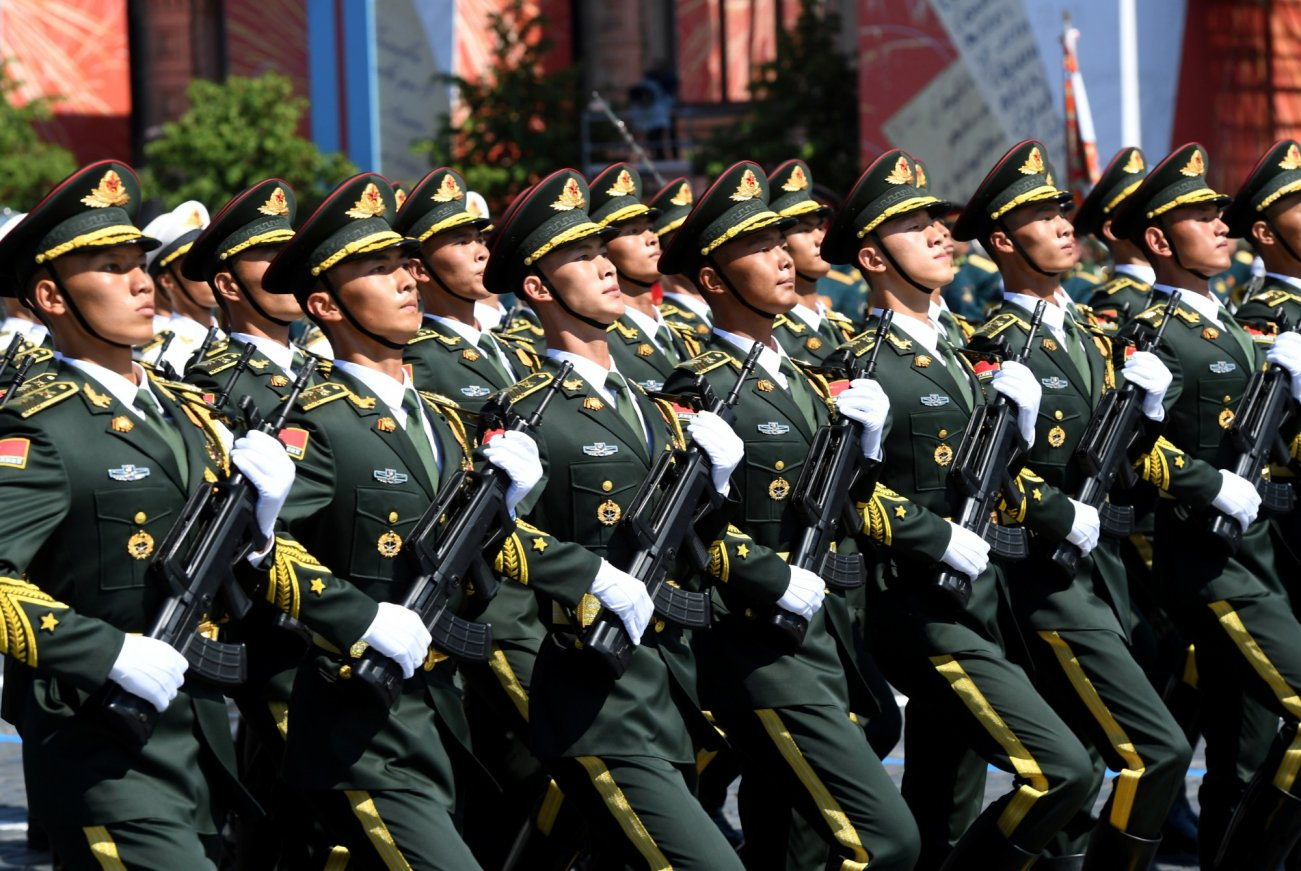 Could China Beat America in a War? China Thinks So.