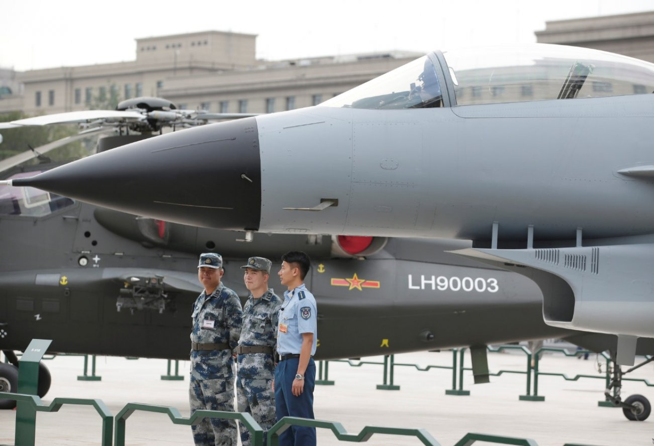 China's Air Force Is Enormous, But Has a Really Enormous Problem