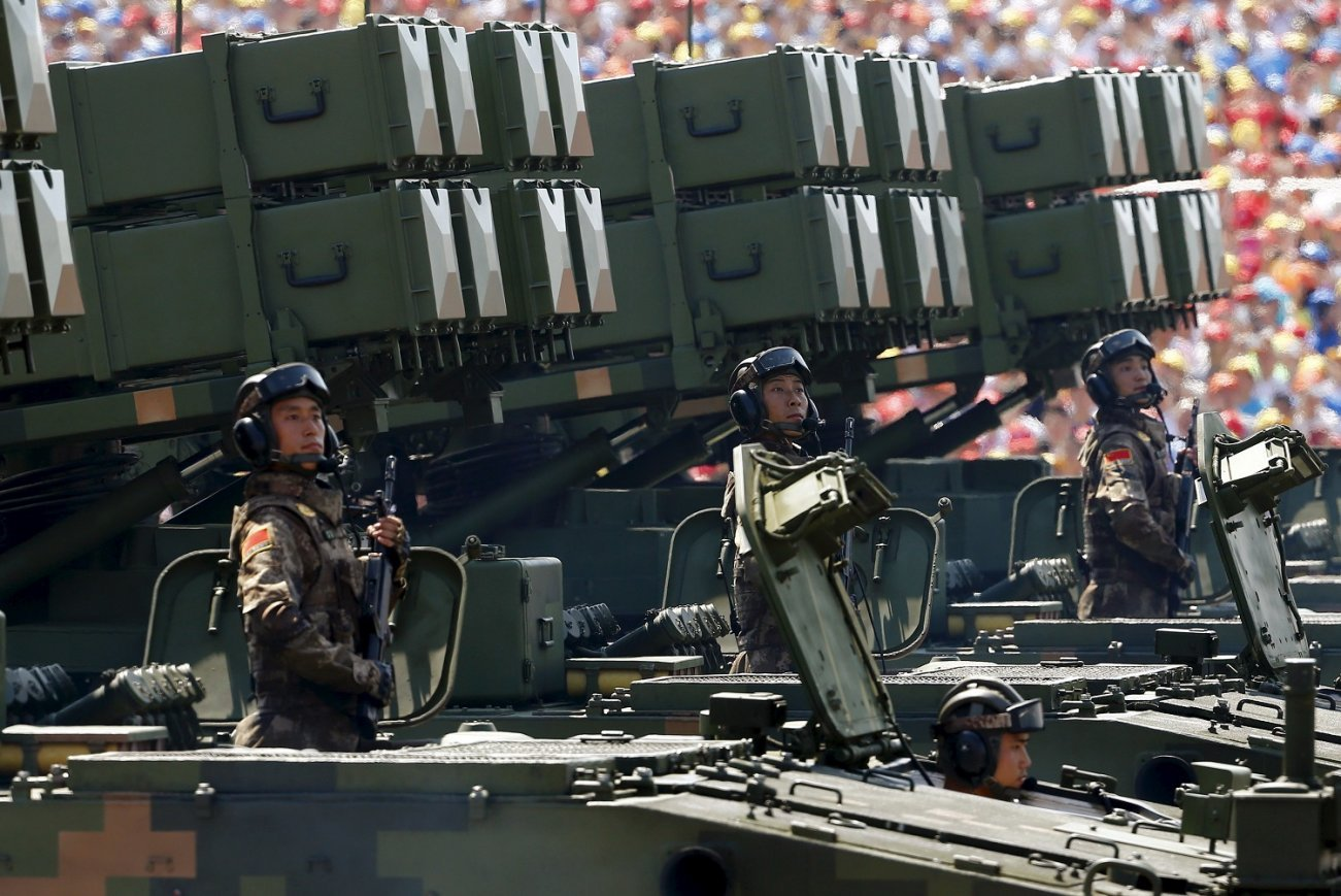 Why the Chinese Military Wants Magnetized Plasma Artillery (What?)