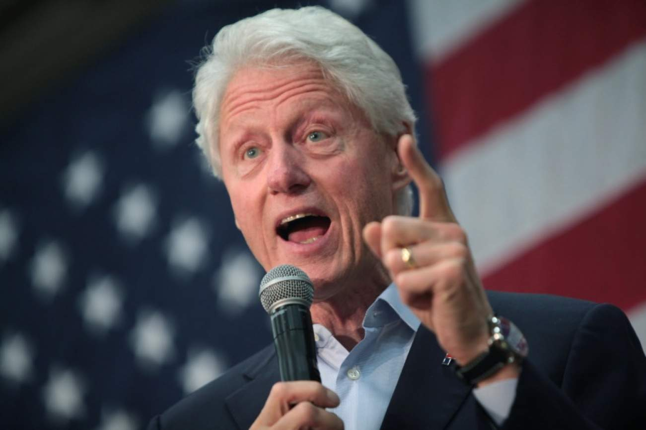 bill clinton chief legislator