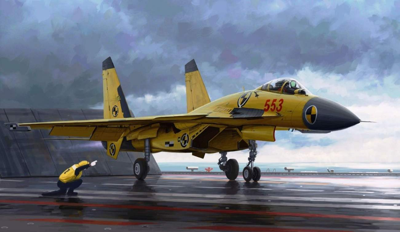 China Stole From Russia To Build The J-15 Fighter (It Was a Disaster)