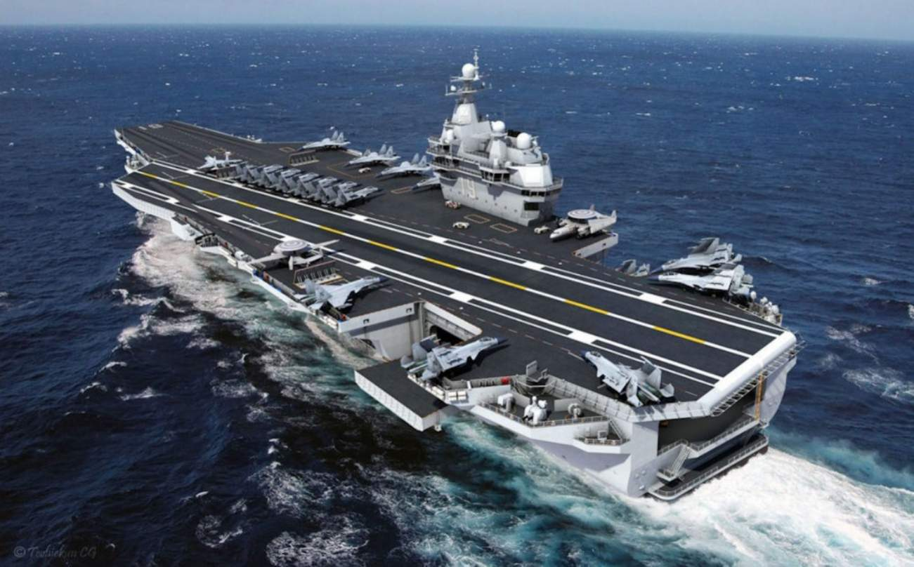 Calculated Risk: This Is How China Will Use Its Aircraft Carriers Against America