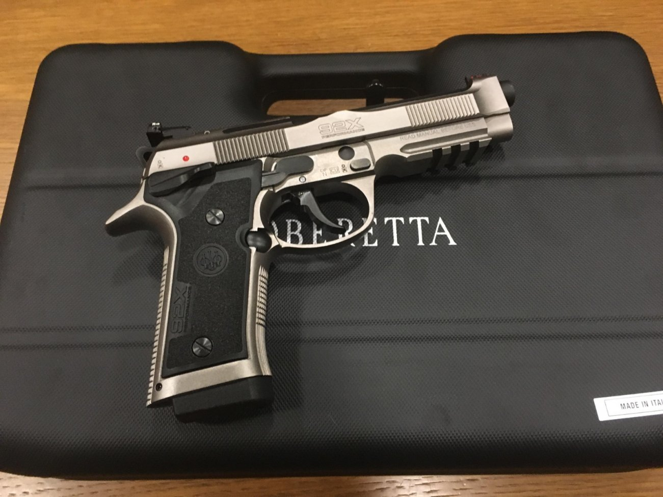 The Baretta 92x: The Ultimate Gun Comeback?