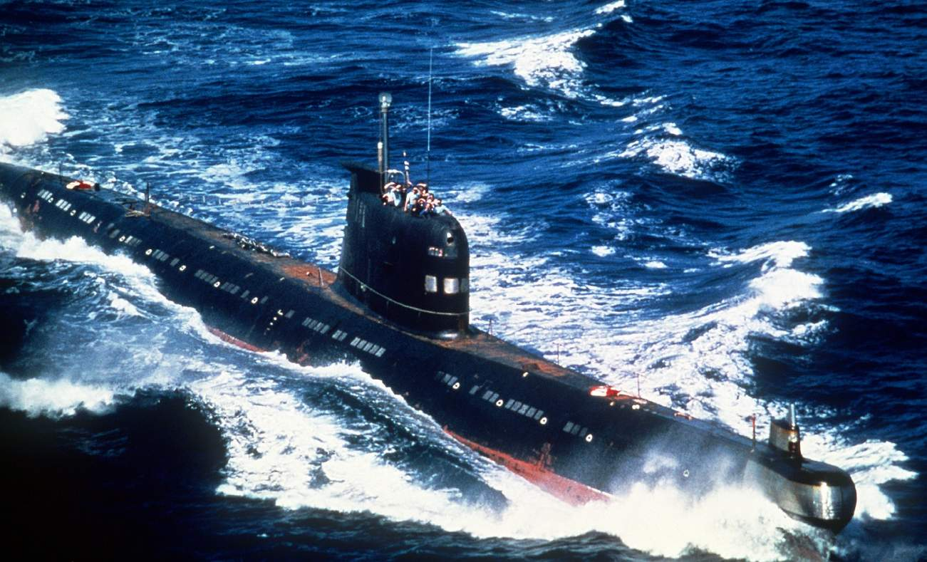 NATO's Crazy Plan to Kill Russia's Submarines: Bomb Them with Magnets?