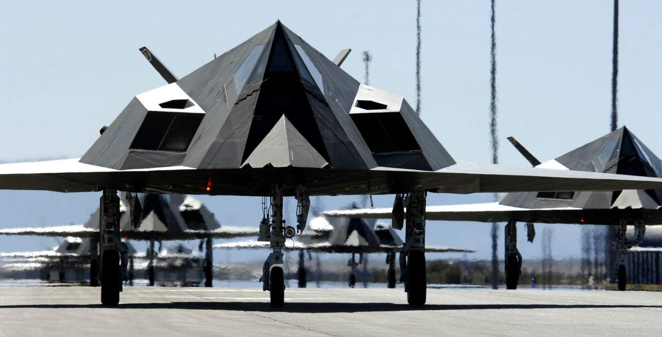 In 1999, One Country Figured Out How to Kill U.S. Stealth Fighters