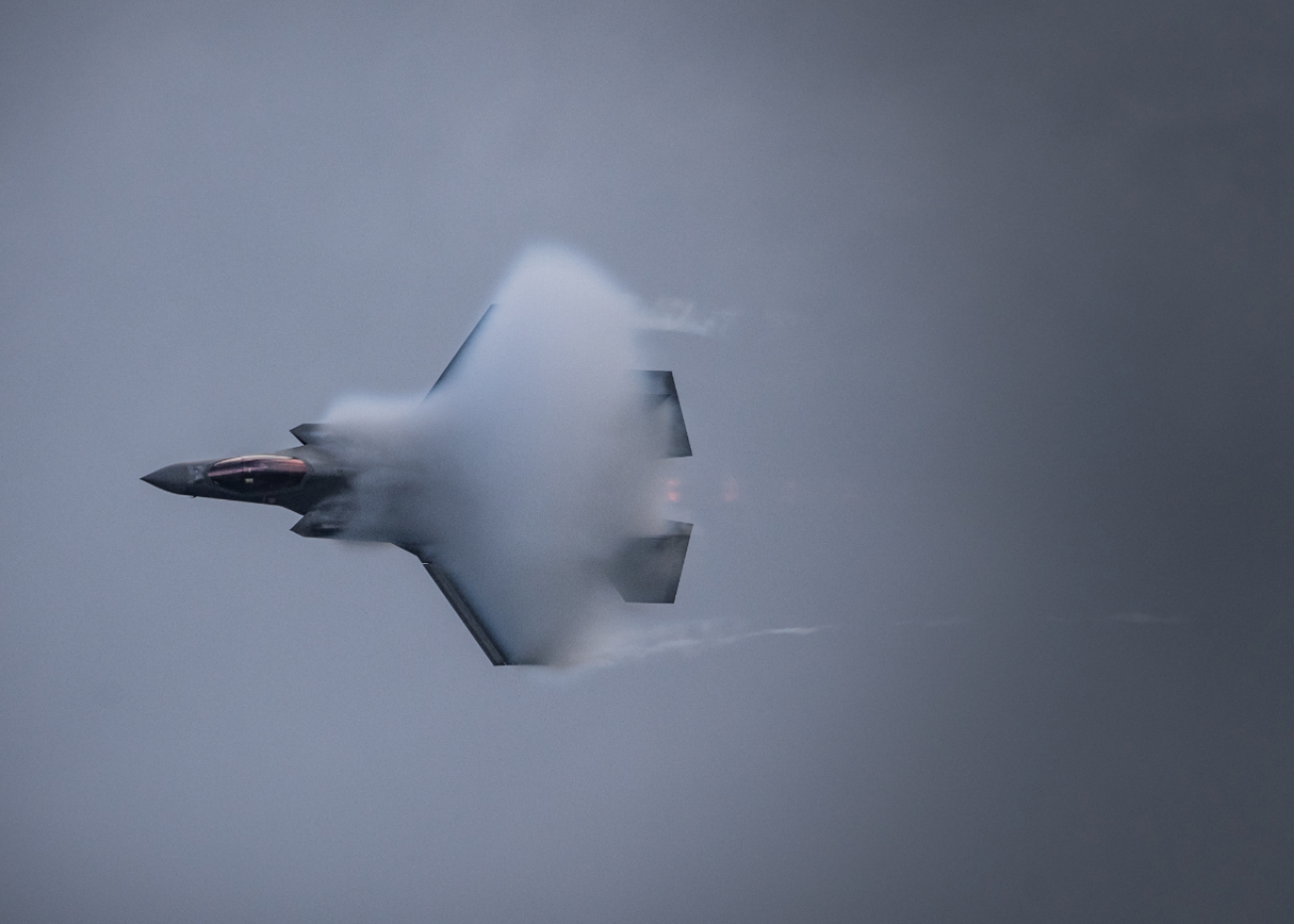"""Enemies Beware: This Video Proves the F-35 Has a """"Beast Mode"""""""