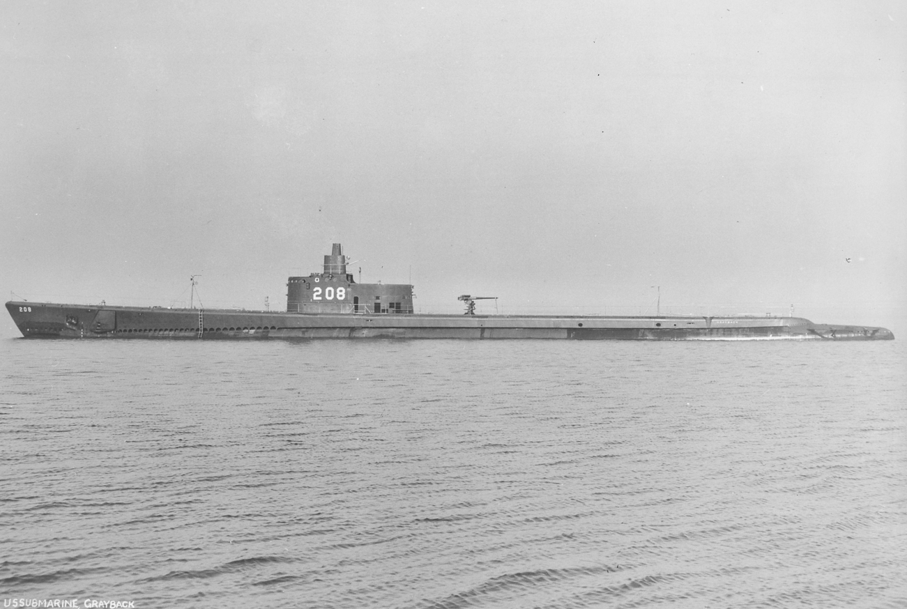 75 Years Ago the USS Grayback Was Lost in the Pacific Ocean: This is the Doomed Submarine's Epic Story.