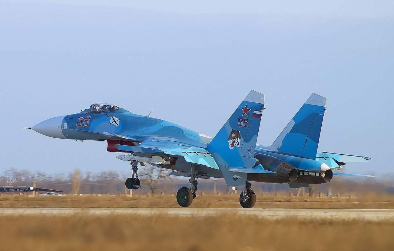 This Is the High Cost China Is Paying for Copying a Stolen Su-33 Russian Jet Fighter