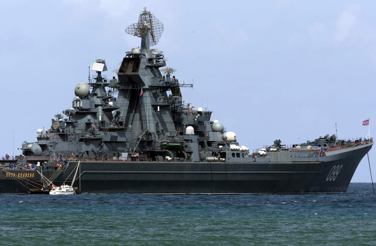 The Russian Navy Has Some Problems
