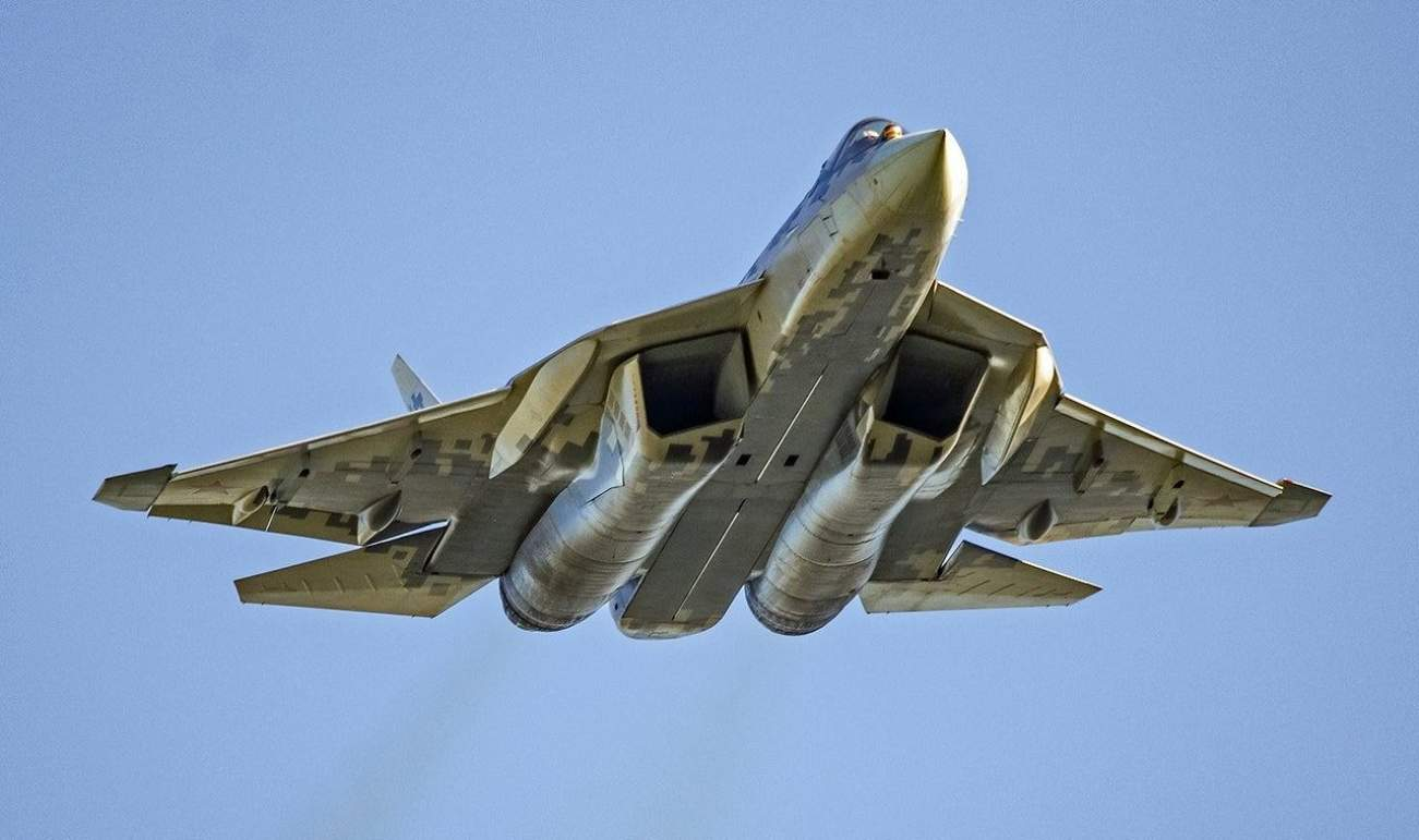 This Plane Is How Russia Plans to Kill and F-22 or F-35 In a War
