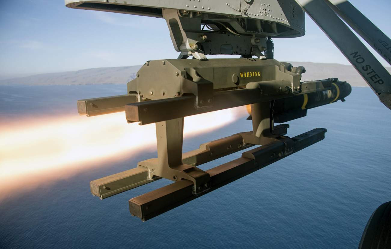The United States' New 'Ninja Missile' Chops Targets to Bits (We Have Questions)