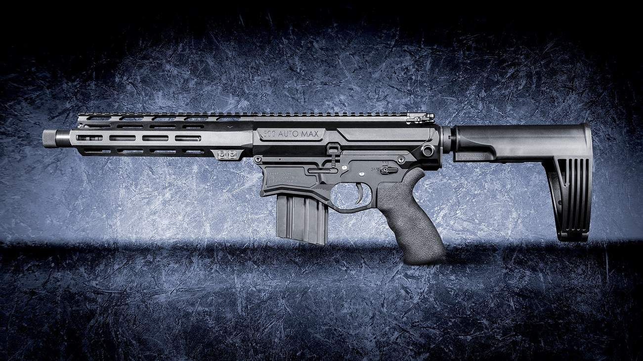 AR-500: This Might Be the Most Powerful Rifle You Can Buy