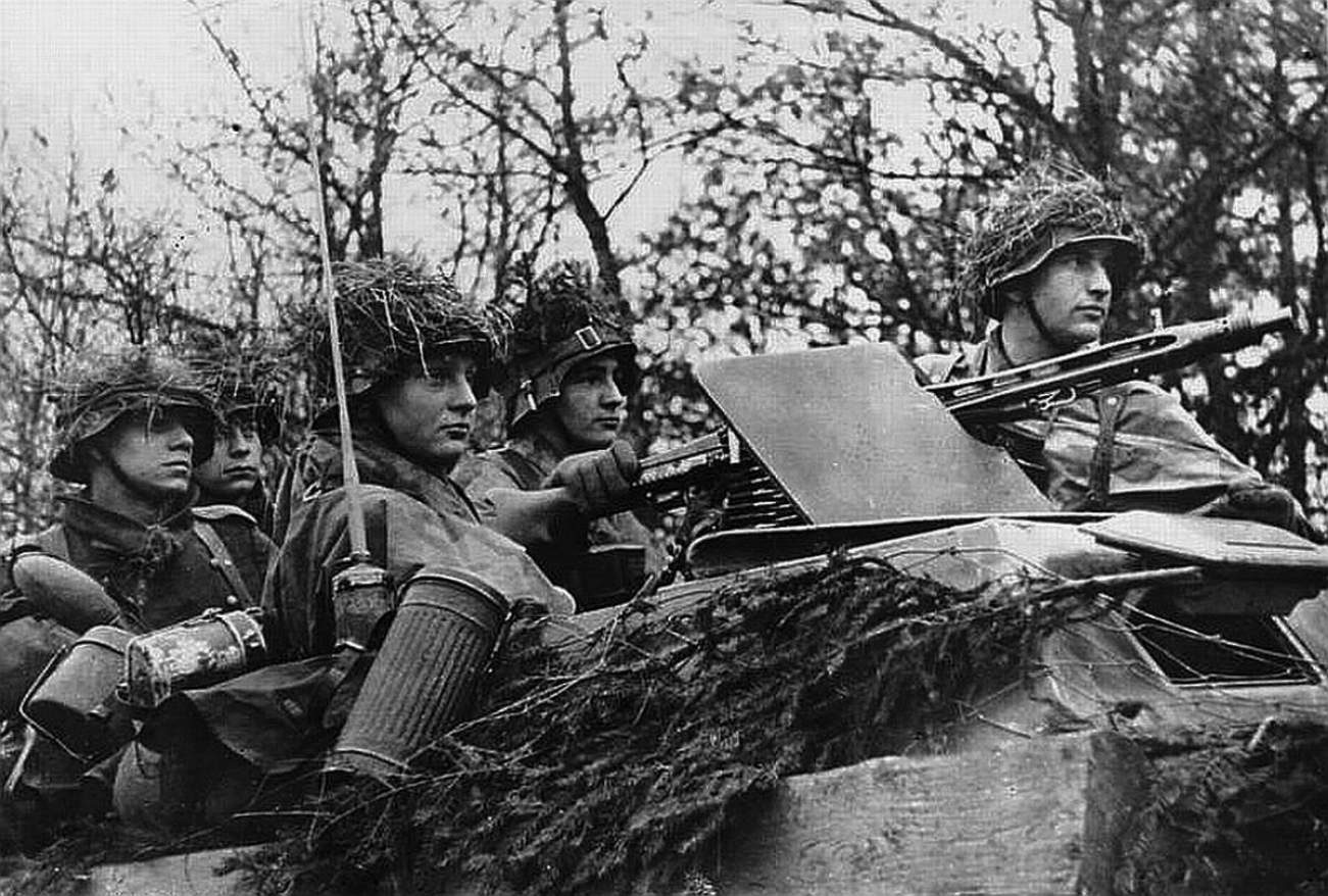 Hitler's Generals Thought His Battle of the Bulge Strategy Was Nuts