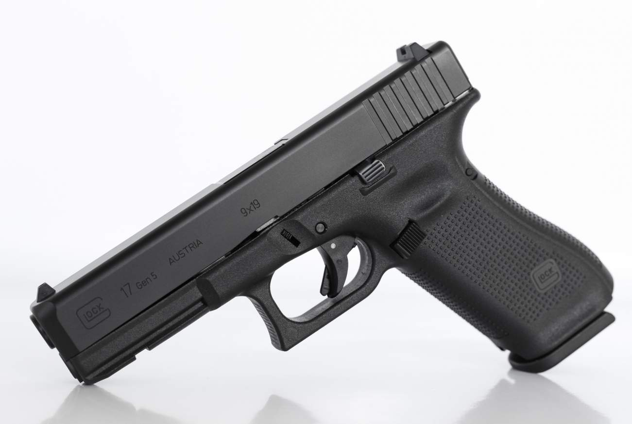 See This Picture? It Might Just Be the Best Handgun for the Military
