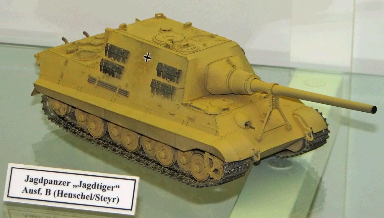 Hitler's Monster Tank: Meet the Jagdtiger 'Hunting Tiger' Tank (It Was a Flop)