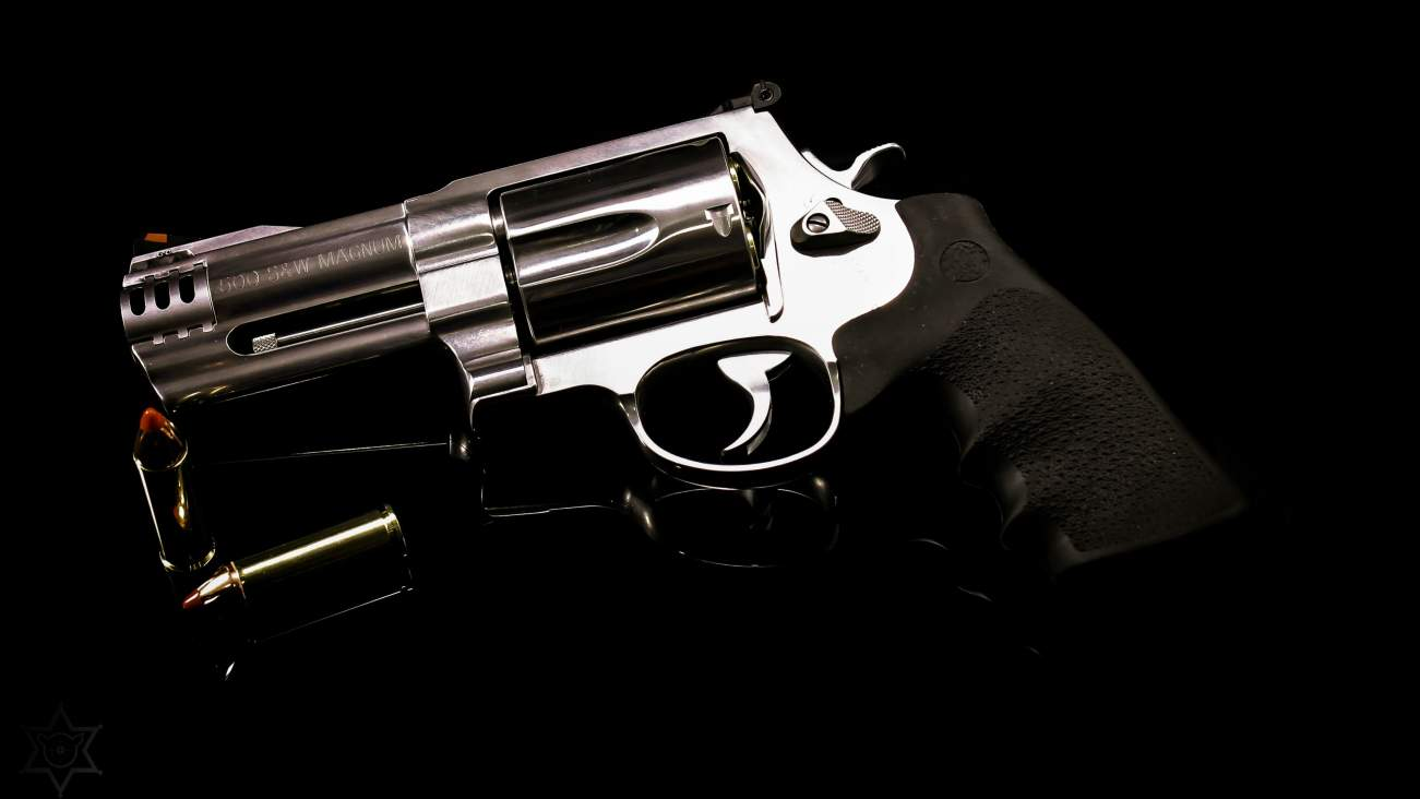 Smith & Wesson 500: A .50 Caliber Rocket-launcher Disguised as a Gun?