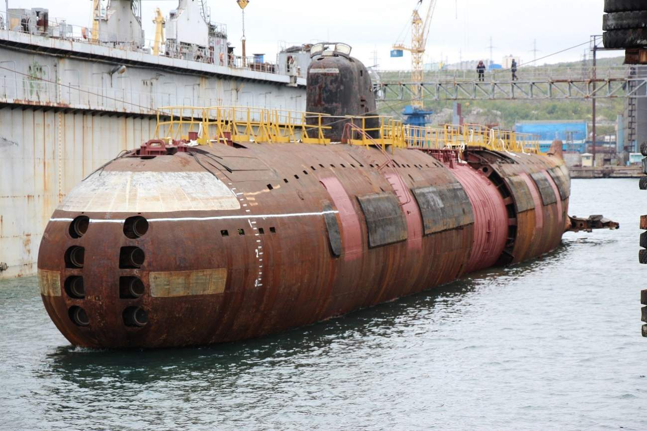 Sailing These Russian Nuclear Submarines Was Basically A Suicide Mission