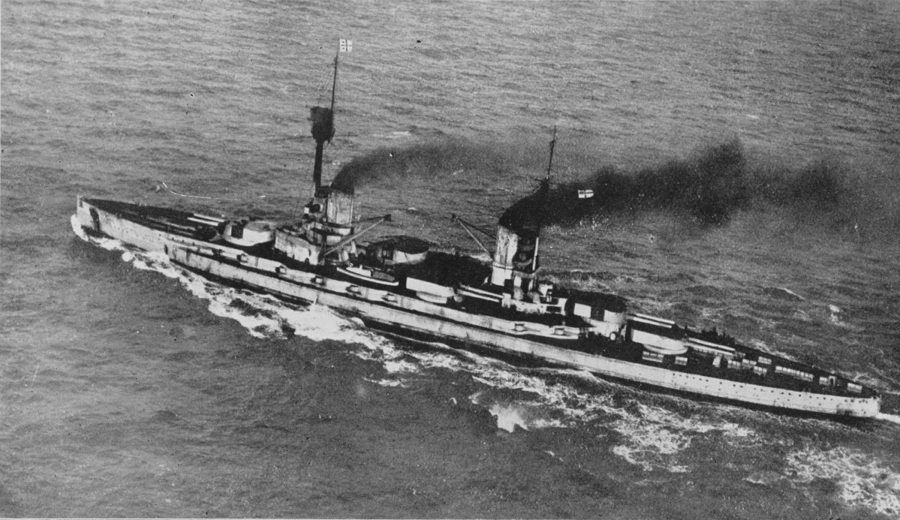 100 Years Ago Germany's 'Battleship Fleet' Committed Suicide. This Is Why.