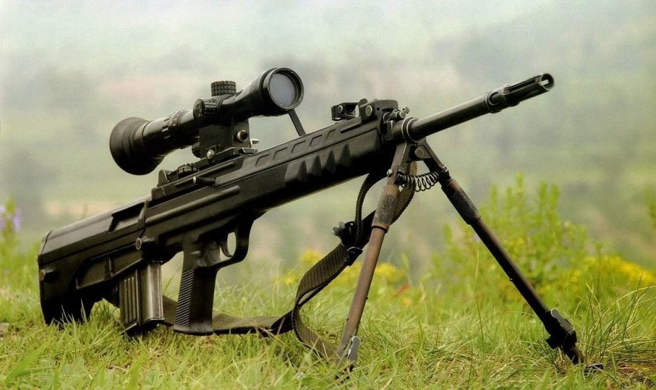 Forget the Stealth Fighters or New Aircraft Carriers: China's New Rifles Are Killer