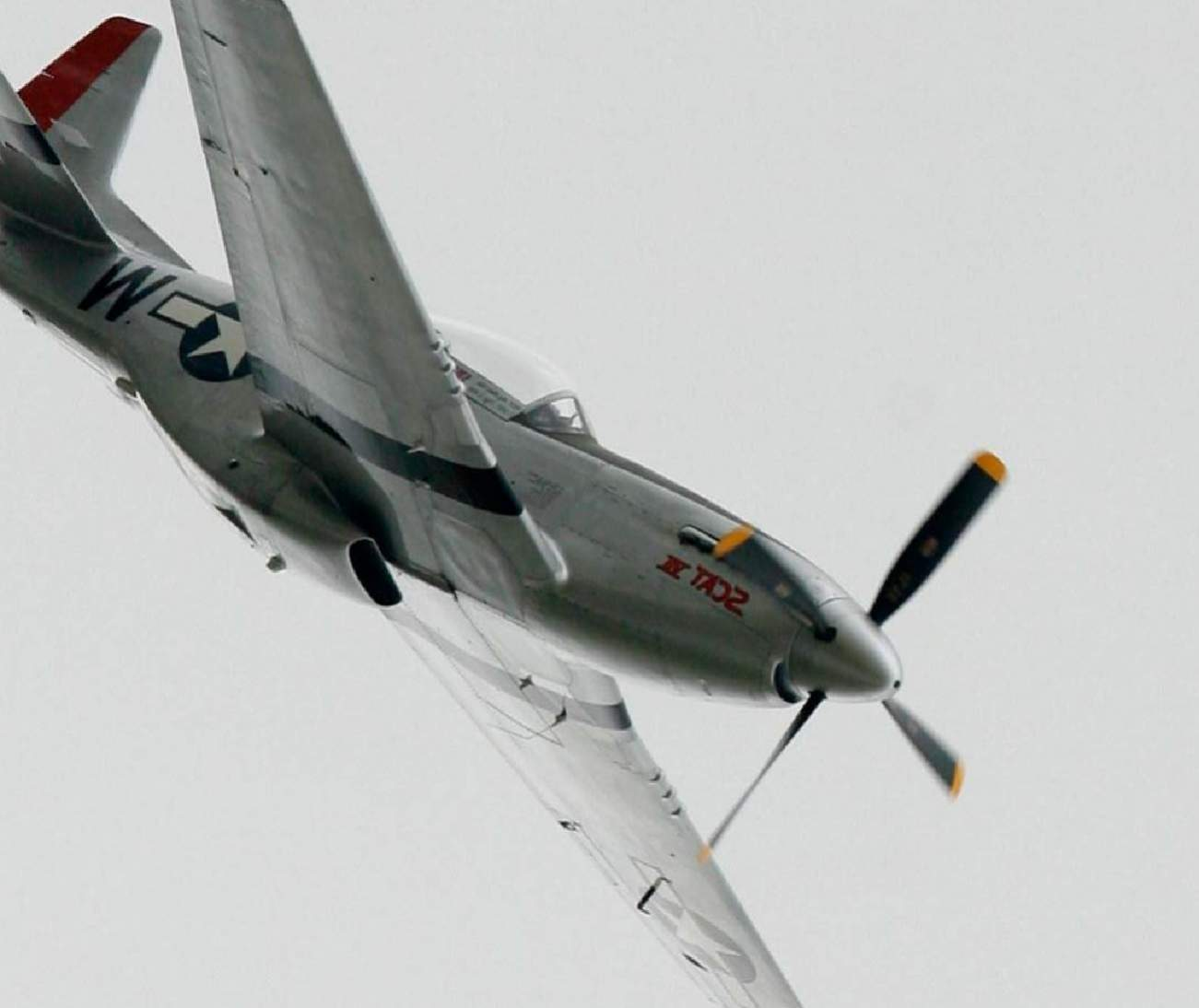 Aerial Comeback: The Attempted Return Of the P-51 Mustang