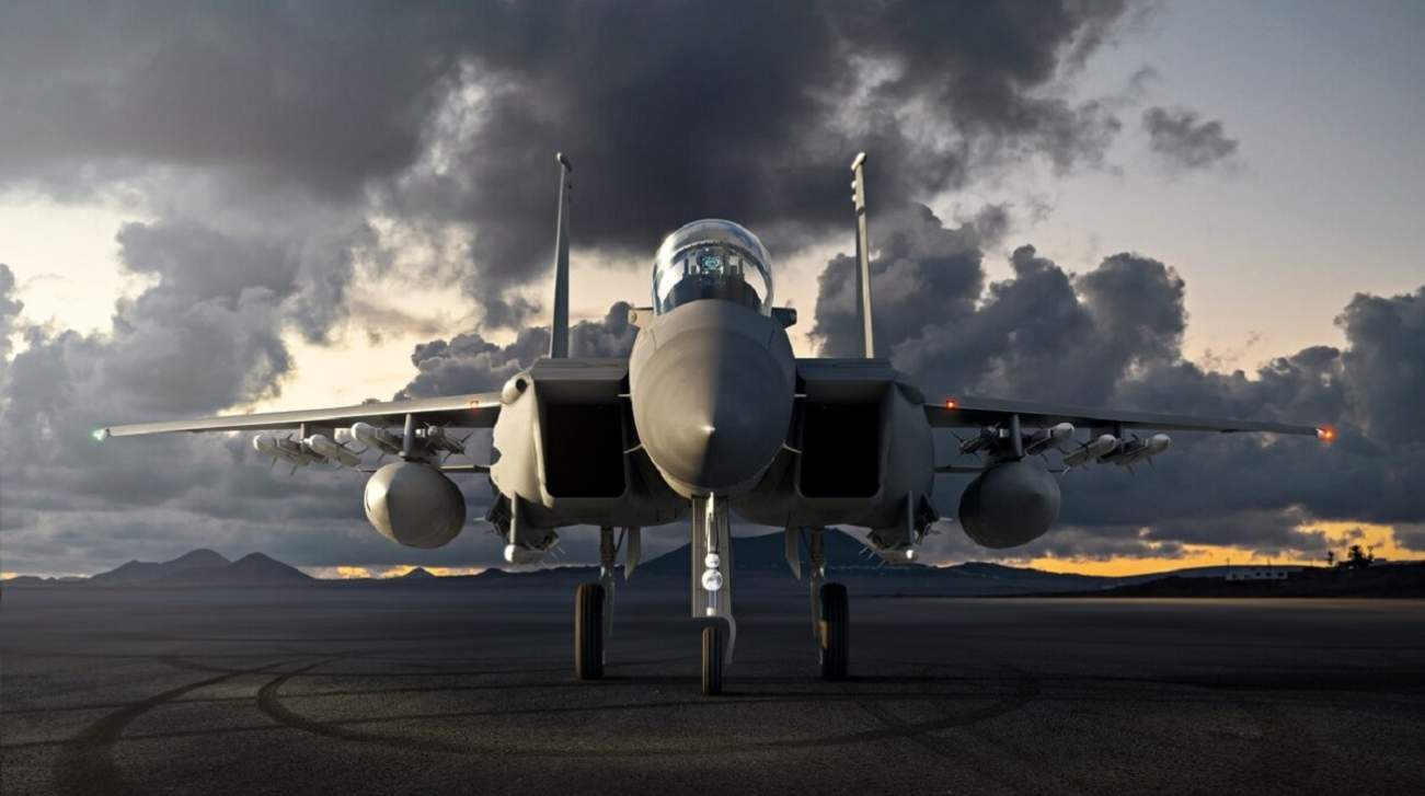 Imagine This: India Buys the F-15EX Eagle Fighter