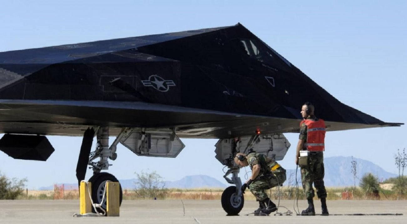 How America's F-117 Stealth Fighter Was Blown Out of the Sky