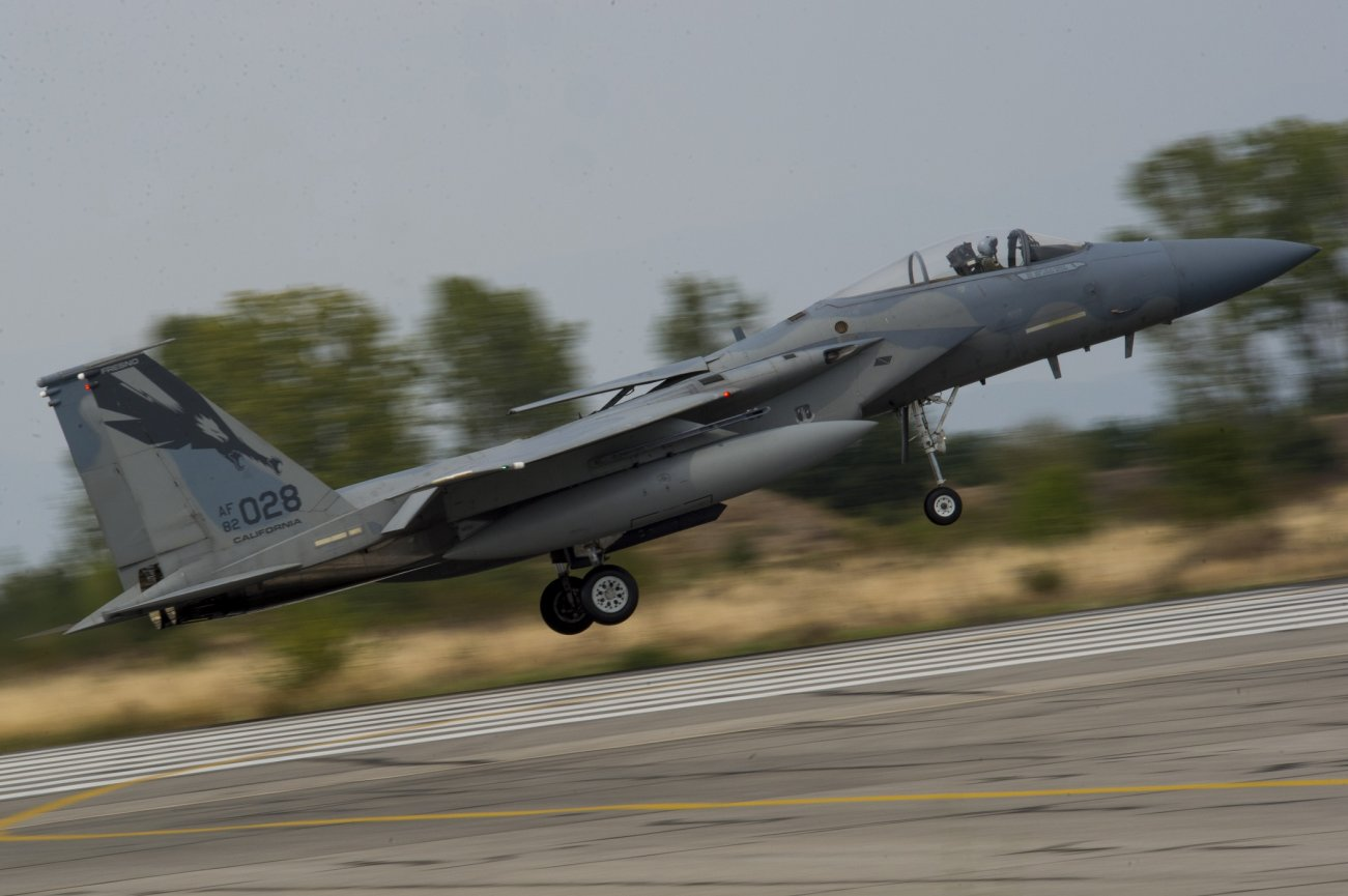 How American F-15s Helped Save This Nation's Air Force
