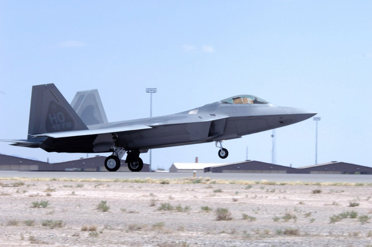 F-22 Raptor: The Best Fighter in the World That Was Never for Sale