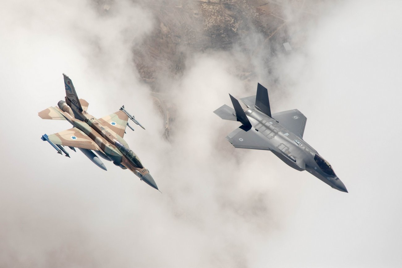 You Can't Modify Your F-35s — Unless You're Israel