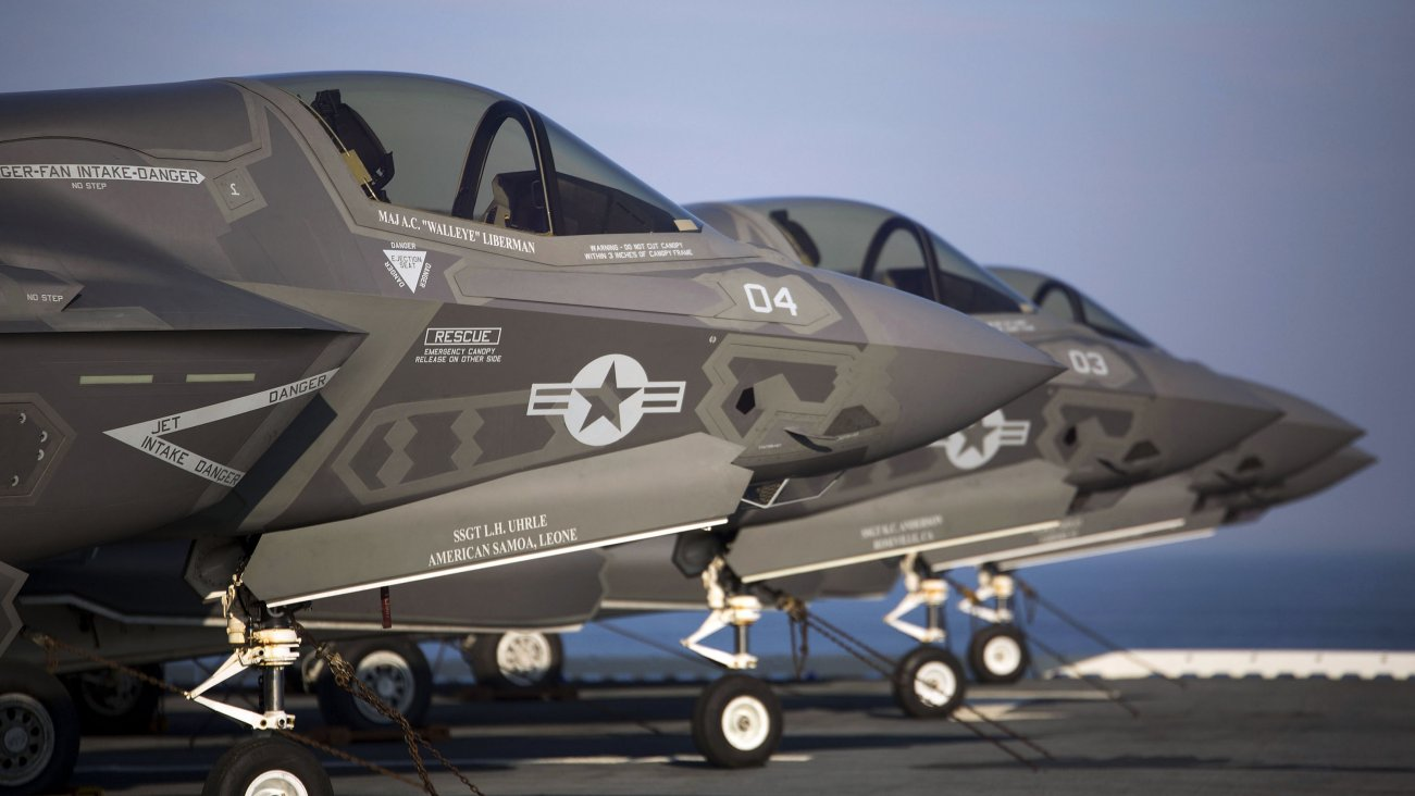 Why South Korea is Developing an Aircraft Carrier Armed with F-35s