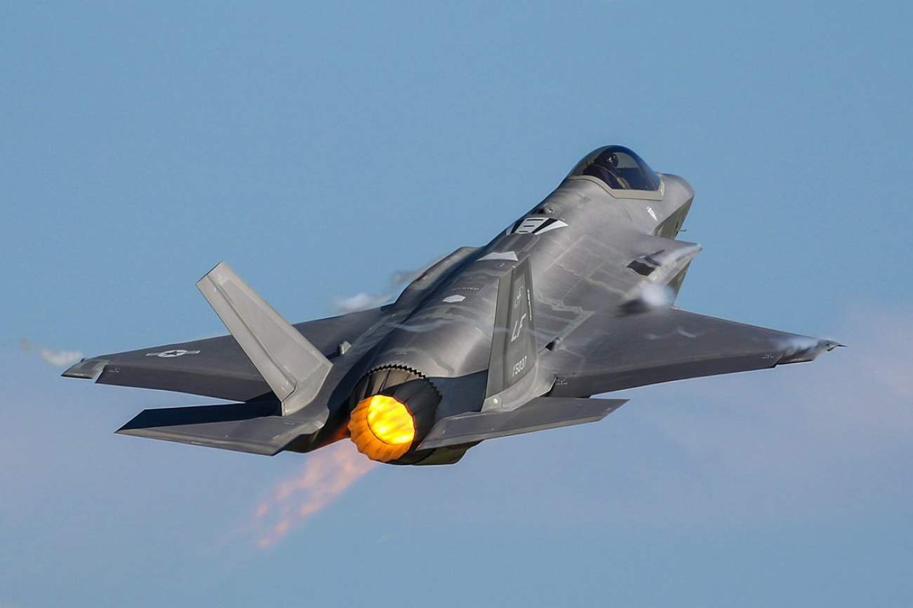 The F-35 Stealth Fighter Might Have Another Problem
