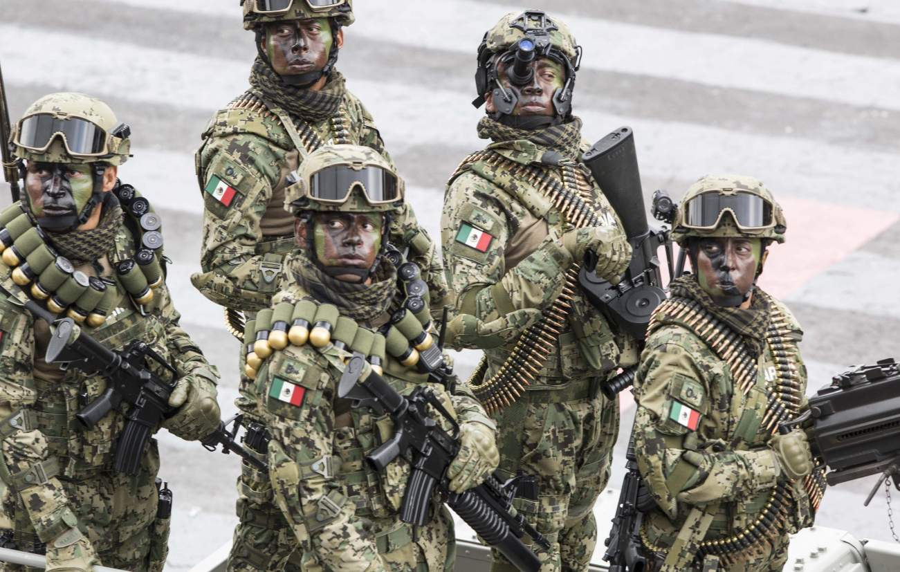Could Mexico's Version of the Marine Corps Crush the Cartels?