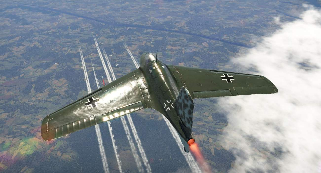 Hitler's Secret Weapon: Meet Nazi Germany's Me 163 (A Rocket-Powered Fighter)