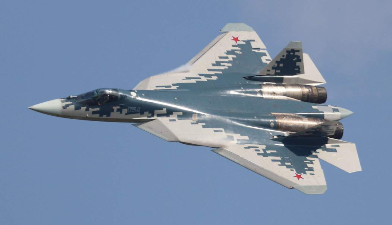 Russia Is Determined to Buy Stealth Fighters, Bombers, Drones and Even a New Aircraft Carrier