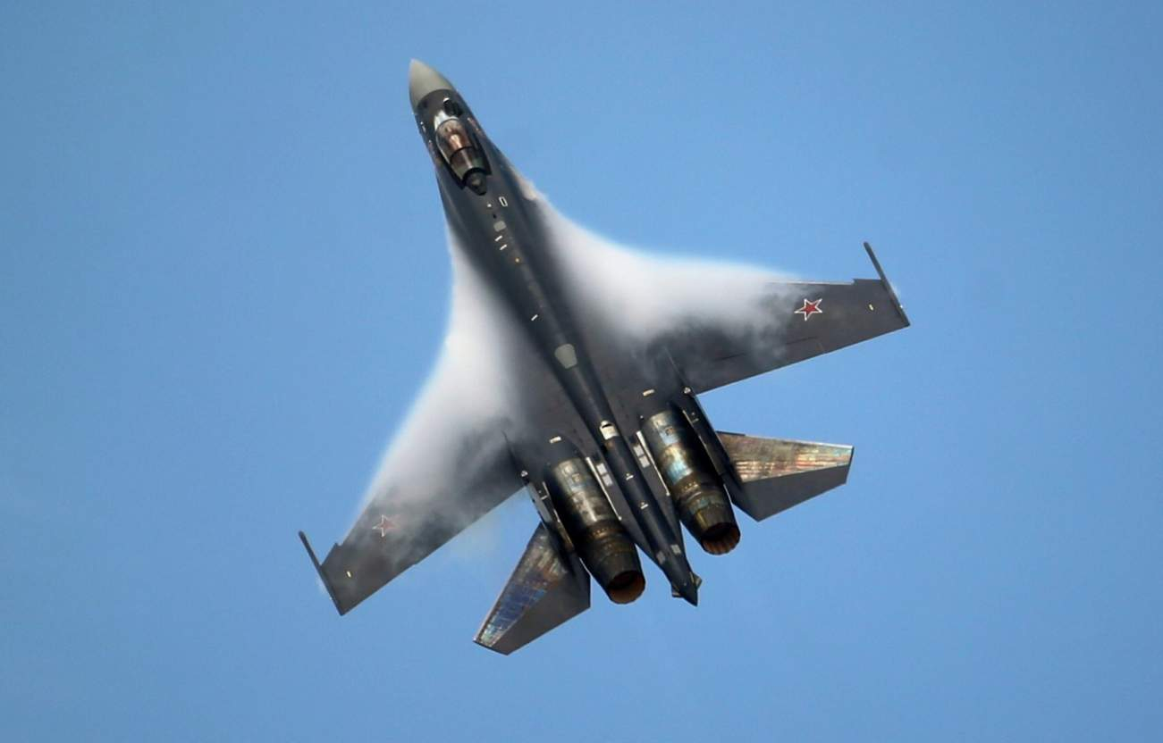 The Indian Air Force Hopes to Dodge Sanctions as Its Springs for Russian Missiles and MiG and Sukhoi Jet Fighters