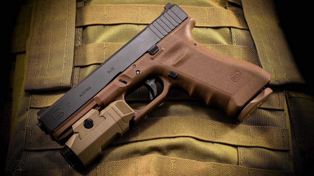 Image of article 'For Personal Use Or Police, These Are The World's 5 Best Handguns'
