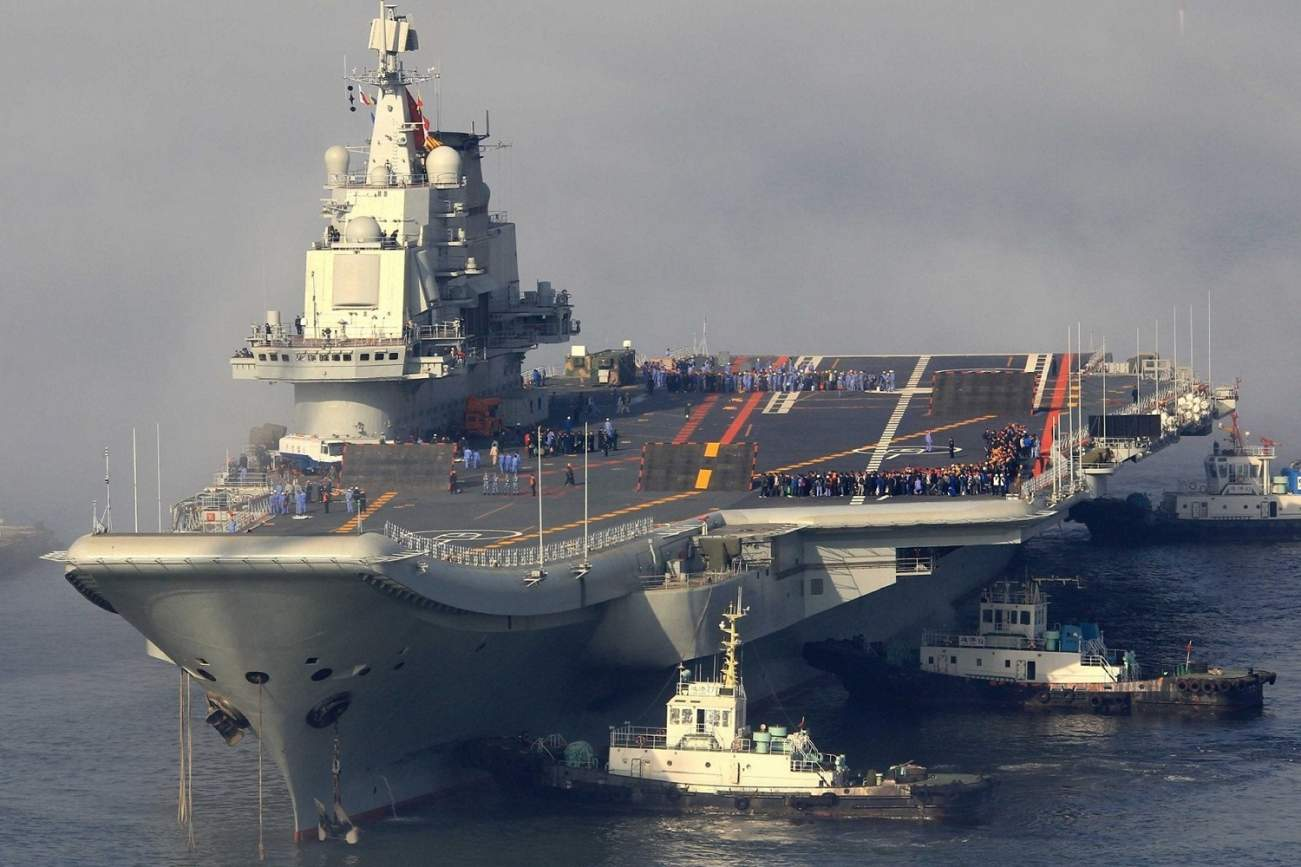 China Cancels Plans for Two Nuclear-Powered Super Aircraft Carriers