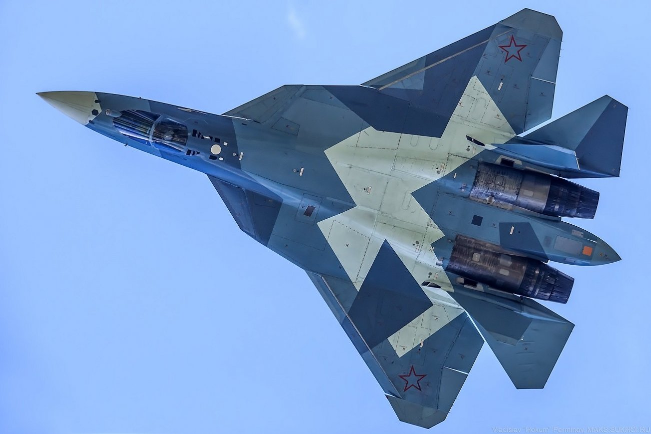 Could This Russian Stealth Fighter Shoot Down an F-35?
