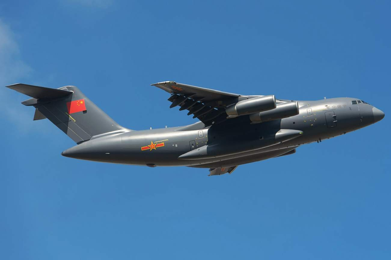 China's Y-20 Is Not Stealth (But the U.S. Military Should Fear It)
