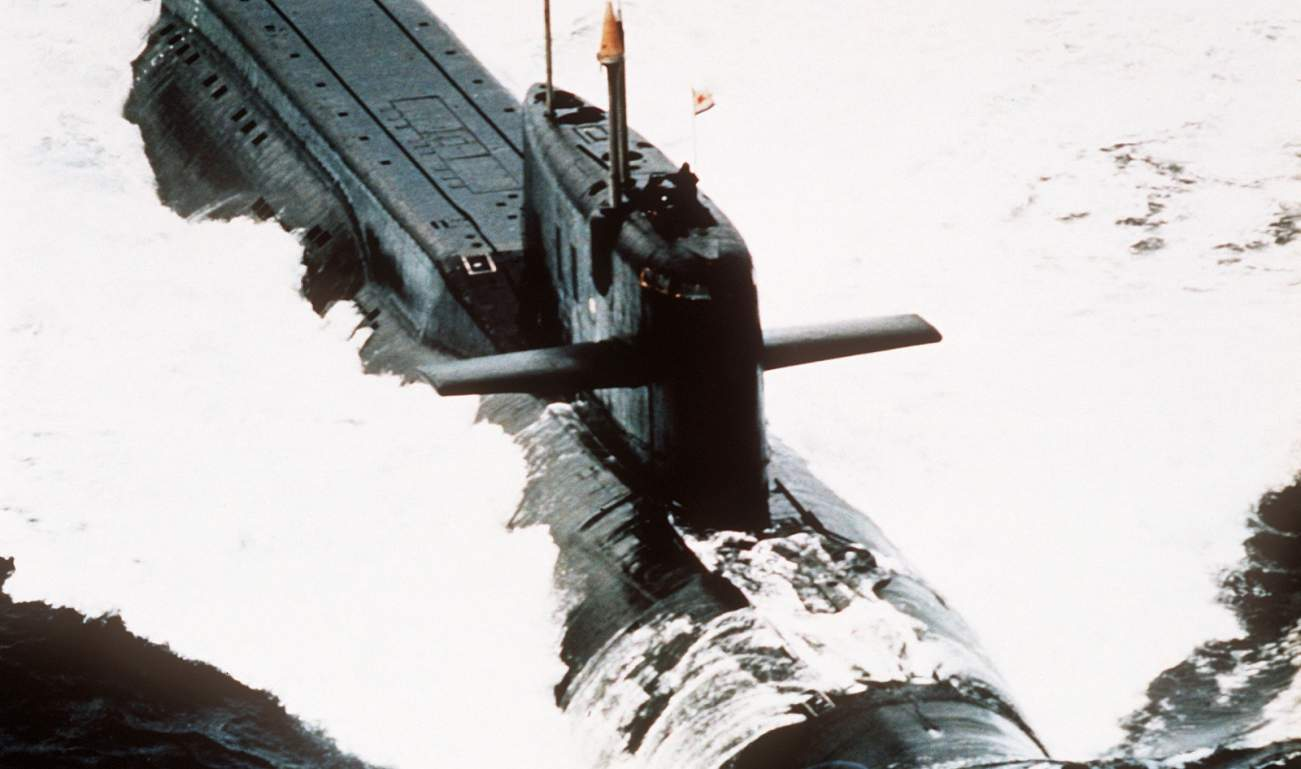 In 1986, a Russian Submarine with 27 Nuclear Missiles Sank (And Exploded)